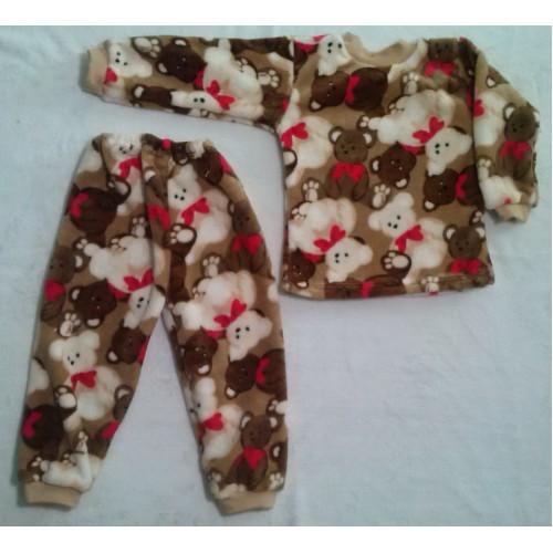 Пижама со стрейчевым прикладом (махра рваная)