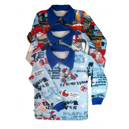 Рубашка-поло (интерлок)