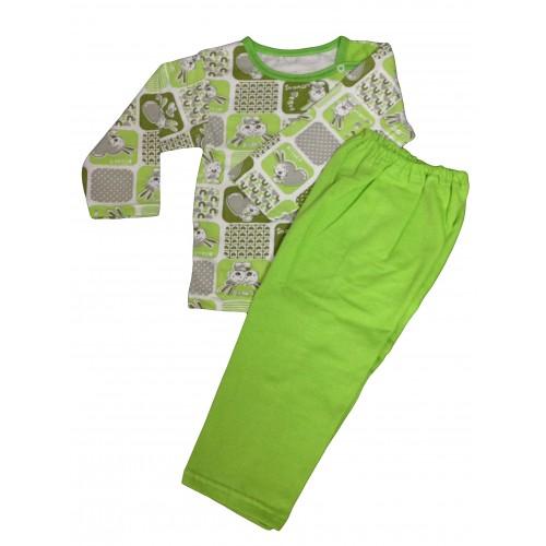 Пижама на кнопках (начес)